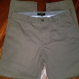 Mens Banana Republic Gavin Pants 32x30